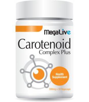 MEGALIVE CAROTENOID 300MG