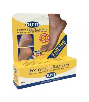 DUIT FOOT & HEEL BALM PLUS 20G