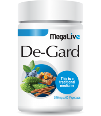 MEGALIVE DE-GARD 540MG